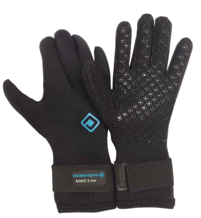 Oceanpro Stretch 3mm Mako Scuba Divers Glove