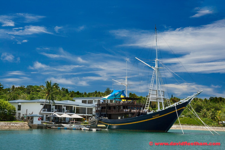 Yap Manta Ray Bay Resort, March 26 - April 2, 2022