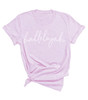 Hallelujah T-Shirt - Lilac