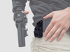 ALQD Received - Quick Disconnect Holster System parts