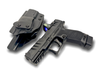 """IWB Holster - Walther PDP 4"""" Compact"""