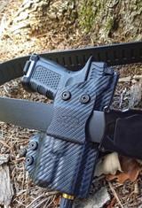 Glock 19 Light Bearing IWB Holster Review