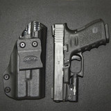 Glock 19 w/XC-1 IWB Quick Ship Holster