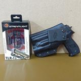 Pistol Weapon Light: The Streamlight TLR-1