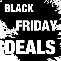 Black Friday Sale: New Products