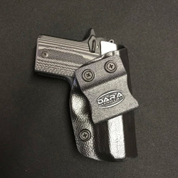 Leather Textured Kydex Holsters