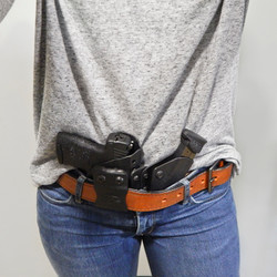 Womens' Concealed Carry: Appendix Rig & Tuckable Holster