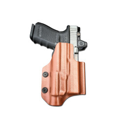 Glock 19 + TLR-1 Action Sport Holster