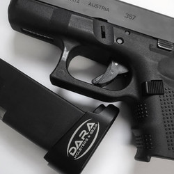 Back in Stock: HYVE Mag Extensions for your Glock & Shield