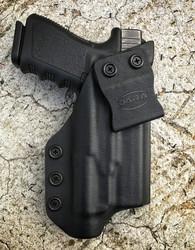 Glock 19 + TLR-1 IWB Holster