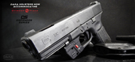 Crimson Trace Defender Series DS-121 Available Now!