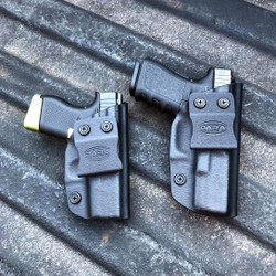 Completely Custom Kydex Holsters