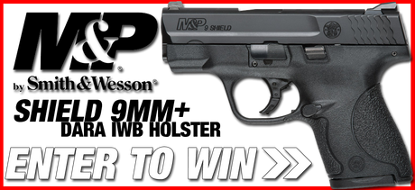 Shield 9mm Giveaway