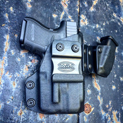 Modular Appendix Rig: Glock 33 with Streamlight TLR-6 AIWB Holster