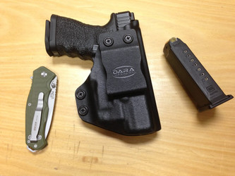 Customer Review: Glock 19 with Streamlight TLR-6 IWB Holster