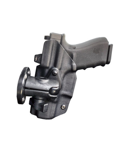 Mounted Vehicle Holster