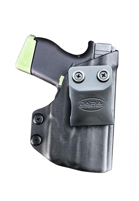 Glock 43 w/ TLR-6 IWB Holster