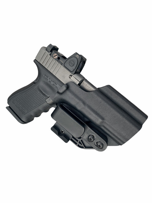 Glock 19 Minimalist AIWB Holster for Concealed Carry | Appendix Carry Holster