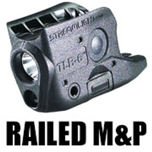Streamlight TLR-6 for the railed M&P
