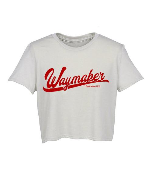 Waymaker Crop T-Shirt