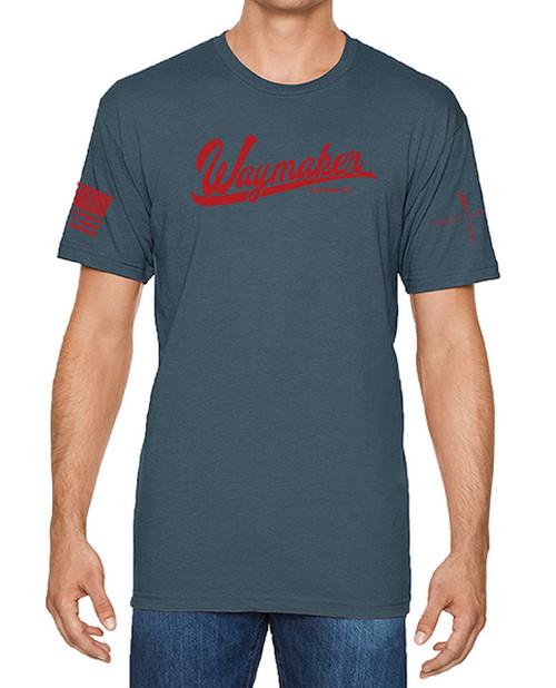 Waymaker T-Shirt Blue