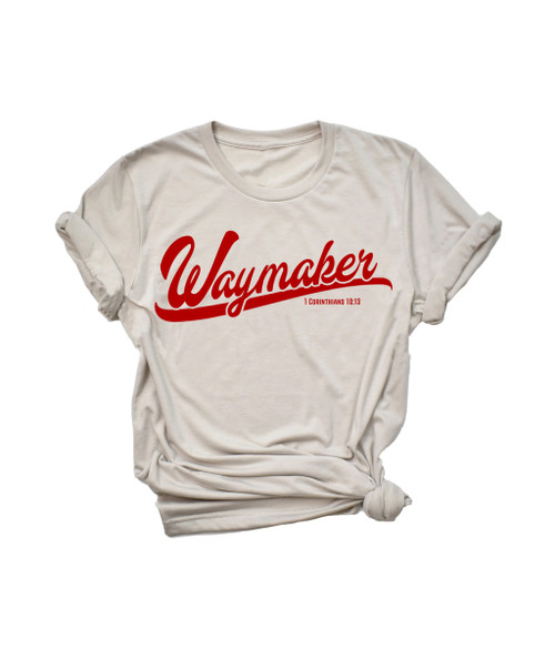 Waymaker T-Shirt Ladies