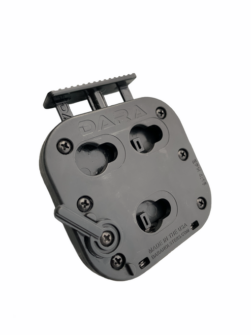 ALQD Received - Quick Disconnect Holster System