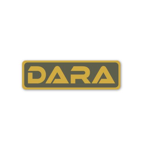 Dara Logo Sticker