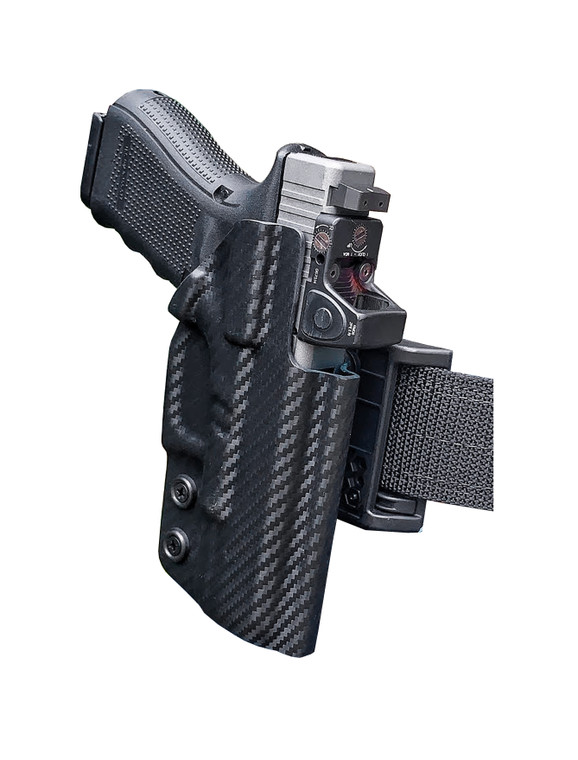 OWB Holster cut for Optic