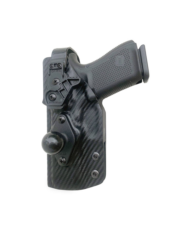 Mountable Level II Retention Holster