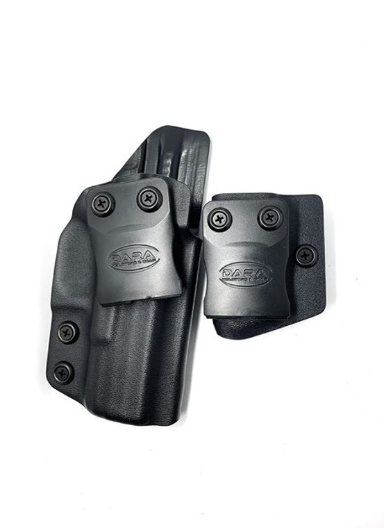 Optic cut Concealed Carry Holster & Mag Carrier IWB