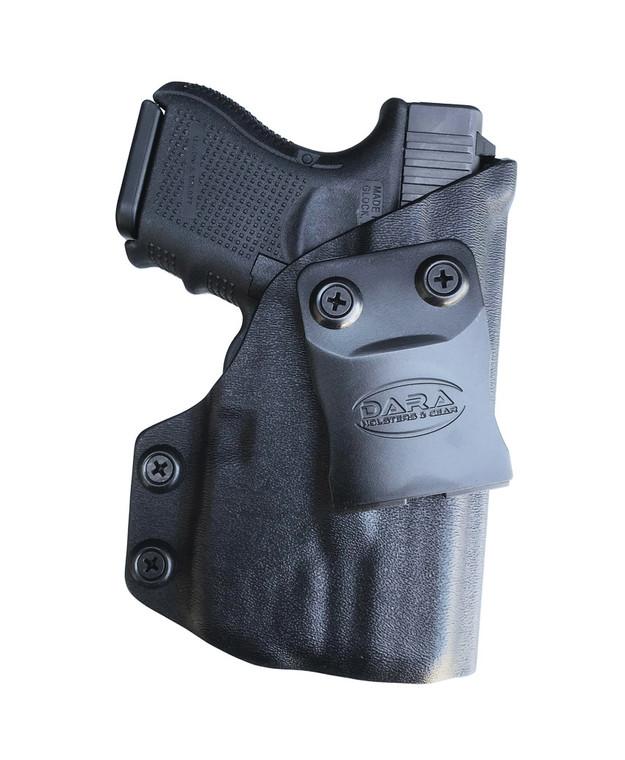 Glock 26 w/ TLR-6 IWB Holster