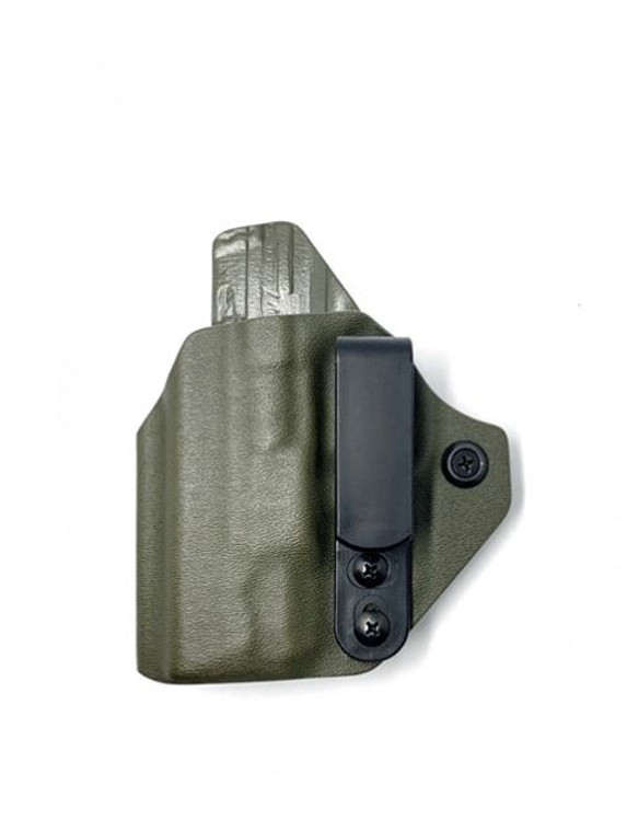 Left Hand Shield 9/.40 Tuckable IWB Holster