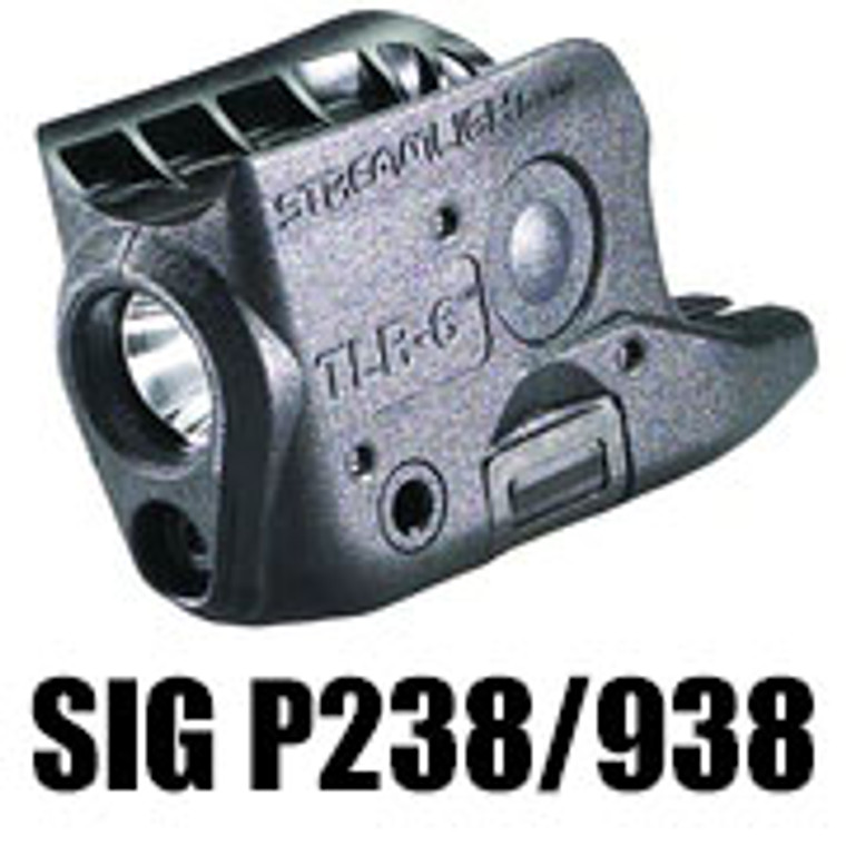 Streamlight TLR-6 for the Sig P238/938