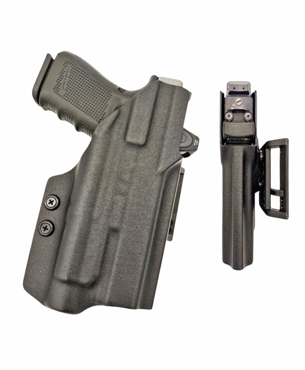 MTO Light Bearing OWB Holster