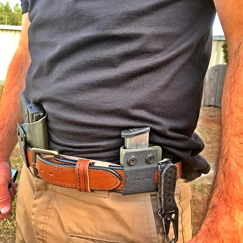 CCW Package: IWB Holster & Mag Carrier Deal - DARA HOLSTERS