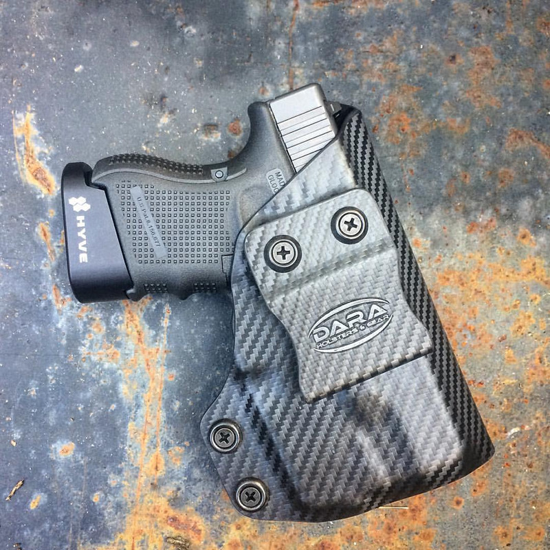 TLR-6 Holsters: Glock 19, Glock 26, M&P Shield and More
