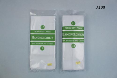 Poly/Cotton Handkerchiefs