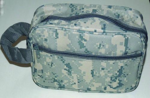 Camouflage Print Travel Kit