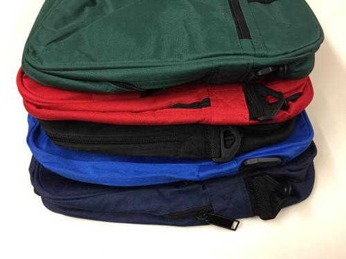 600D Poly Expandable Portfolio Bag