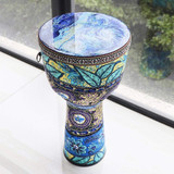 Vincent Van Gogh - The Starry Night Inspired Djembe