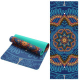 DRUME Yoga Mat for Relaxation and Deeper Focus