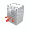 MeacoHeat Motion Eye 1.8kW Heater- Graphic