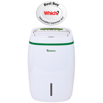 Meaco 20L Low Energy Dehumidifier - award