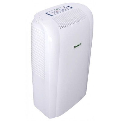 Meaco 10L Small Home Dehumidifier -Side on