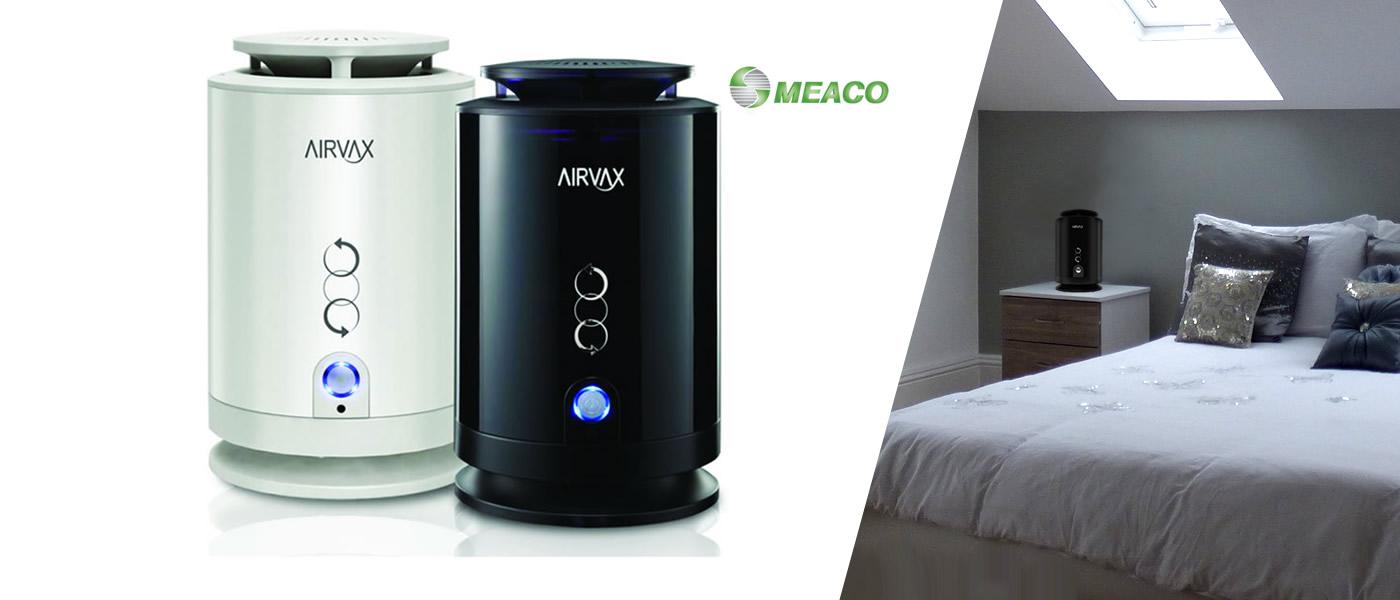 Meaco Air Vax Air Purifiers
