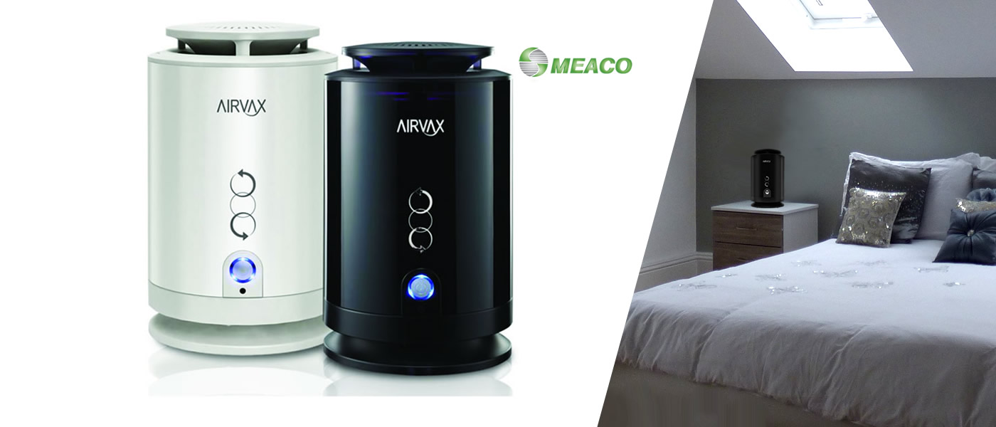 Meaco Air Vax Air Purifiers