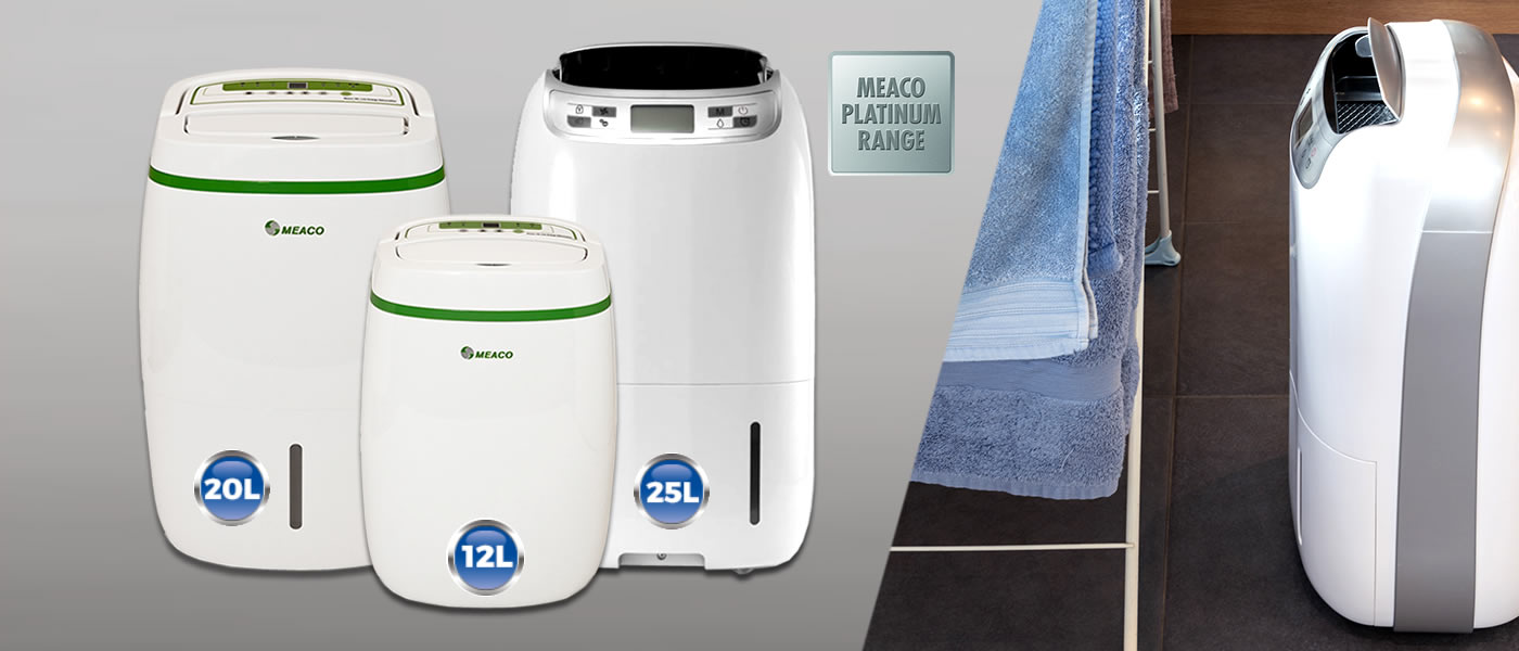 Meaco Platinimu Low Energy Dehumidifier