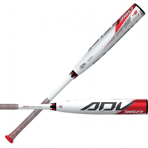 2020 Easton ADV 360 (-8) 2 3/4 USSSA Senior League Baseball Bat