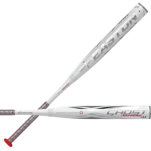2021 Easton Ghost Advanced Gold -11 Fastpitch Softball Bat